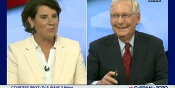 TURTLE SOUP: Amy McGrath Shreds #MoscowMitch In Last Night's Senate Debate