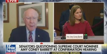 Amy Coney Barrett Won't Commit To Recuse On Election Results