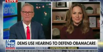 Fox Pretends Republicans Never Wanted To Rescind ACA