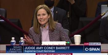 Judge Barrett Fails A Basic Civics Lesson