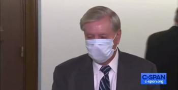 Lindsey Graham Just Plain Breaks The Law In This Clip