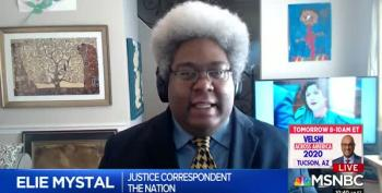 Elie Mystal Unpacks Expanding The Court On AM Joy