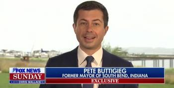 Buttigieg: 'Court Packing' Is Just A Distraction From Health Care