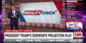 Reality Check: Trump's Accusations Are Always Projections About Himself