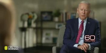 Joe Biden Talks To 60 Minutes About The Supreme Court