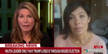 Nicolle Wallace And Alex Wagner Talk Right Wing Election Violence