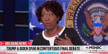 Joy Reid: Biden Never Said 'SuperPredator' But Trump Did