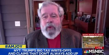David Cay Johnston: Trump's Debt To Deutsche Bank 'Rife With Corruption'