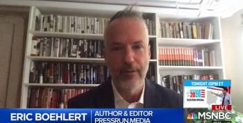 Eric Boehlert: Trump 'Wrapped Up In A Ball Complaining About The Media' Will Be Final Note Of The Campaign