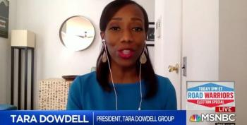 Tara Dowdell: Trump's 'Smoke And Mirrors' On The Black Community Are Not Working