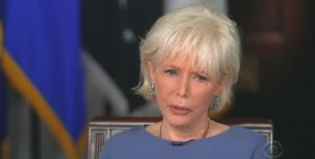 Whiner: Crybaby Trump Thinks Walking Out On Lesley Stahl Looks Strong