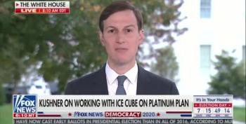 Kushner: If Only Black Voters Would Appreciate My Father-In-Law More