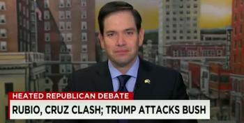 Marco Rubio And Other Republican's Hypocrisy Will Haunt Them For Years To Come