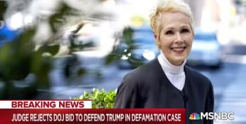 Judge: Trump Can't Pretend He's Above The Law In E. Jean Carroll Case
