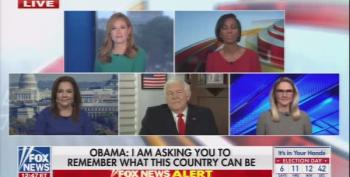 Bill Bennett Can't Stand Obama On The Campaign Trail For Biden