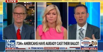 Brian Kilmeade Attacks SCOTUS For Allowing NC And PA To Continue Counting Ballots