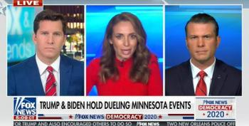 Jedediah Bila Admits Trump Shouldn't Be Arguing With Medical Community Over Rally Crowds