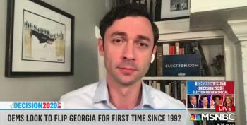Jon Ossoff Is Fighting Georgia's Very Real Voter Suppression