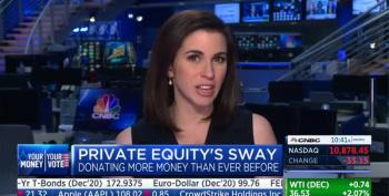 CNBC: Private Equity Betting On Biden