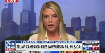 Fox And Friends Makes Pam Bondi Look Foolish After Her Claim Of 'Fake Ballots' Fizzles UPDATED