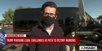 GOP Officials Run Away From NBC Reporter Calling Out Their Lies