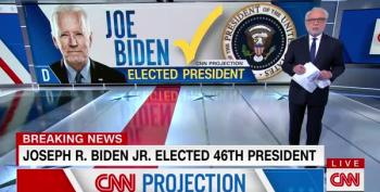 CNN Calls The 2020 Presidential Race For Joe Biden