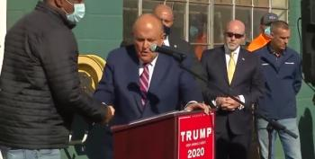 Rudy Giuliani Hosted A Convicted Sex Offender As Witness To 'Voter Fraud' In PA