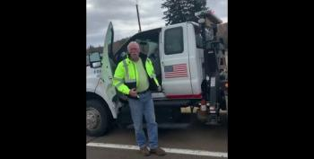 Tow Truck Driver Fired After He Refused To Tow Car With Biden Bumper Sticker