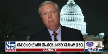 Lindsey Graham Wants To Destroy 'Mail-In Ballots' Because They Hurt Republicans