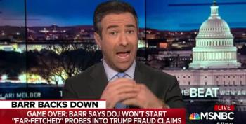 Ari Melber On Trump's Legal Efforts: 'Won't Change A Thing'