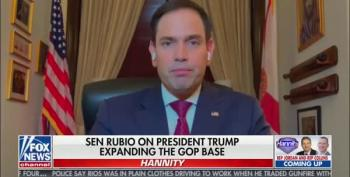 Ha, Ha! Marco Rubio Explains To Sean Hannity How 'Crazy' Democrats Are!