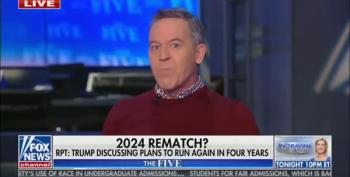 Greg Gutfeld Thinks We Can Have Two Presidents At The Same Time