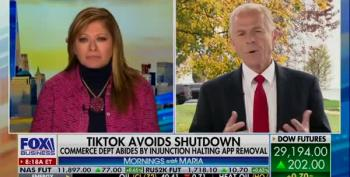 Pathetic Peter Navarro Claims He's Preparing For A Trump Second Term