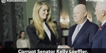 Kelly Loeffler Buys Private Jet With Taxpayer Money