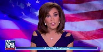 Dead-Ender Jeanine Pirro Refuses To Accept Trump's Loss: 'The Media Doesn't Call An Election'