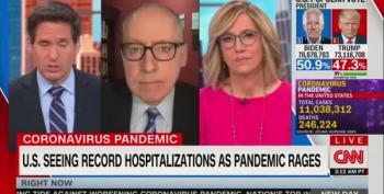 CNN Analyst:  Dr. Scott Atlas Is Either 'Dumb Or Dangerous'