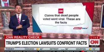Reality Check: Why Trump's Election Lawsuits Aren't Going Anywhere