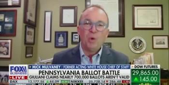 Mick Mulvaney Slams Rudy Giuliani