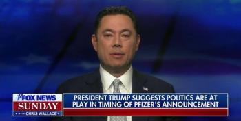 Jason Chaffetz: Pfizer Didn't Release Vaccine 'When It Was Supposed To'