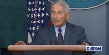 Dr. Fauci's Appearance On COVID Task Force Proves Trump Played Politics With Virus