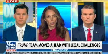Fox's Bila Throws Cold Water On Trump Lawyer's Hope For PA Bogus Voter 'Fraud' Case
