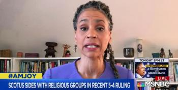 Maya Wiley Rips Apart The SCOTUS Conservative Majority's Ruling On Religion Over Pubilc Health