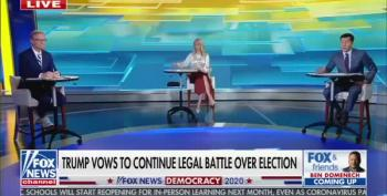 Will Cain Calls For State Legislatures To Overturn 2020 Election