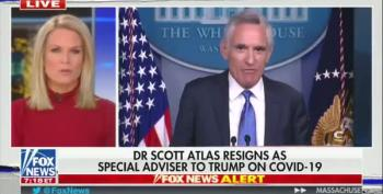 Trump 'COVID Guru' Scott Atlas Resigns