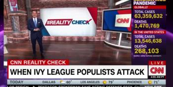 Reality Check: When Ivy League Populists Attack!