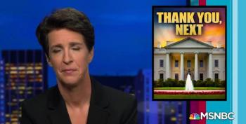 Rachel Maddow Has Some Free Advice For Trump's Team