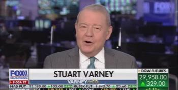 Fox Business Host Loves Government Stimulus