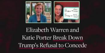 Elizabeth Warren And Katie Porter: Fun With Rudy Giuliani