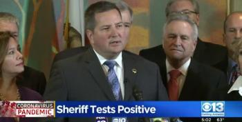 Sacramento County Sheriff Tests Positive For Coronavirus