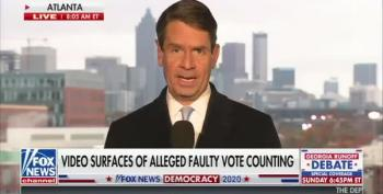 Fox's Griff Jenkins Dismantles Trump's Latest Conspiracy Theory On GA Ballots